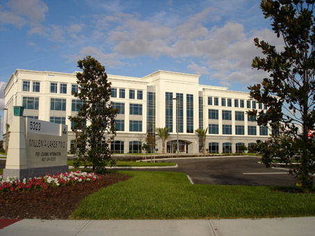 File Savers Data Recovery Orlando, FL office building