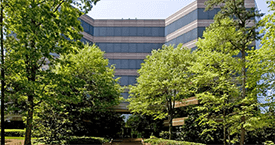 Our Raleigh, NC data recovery service center office building