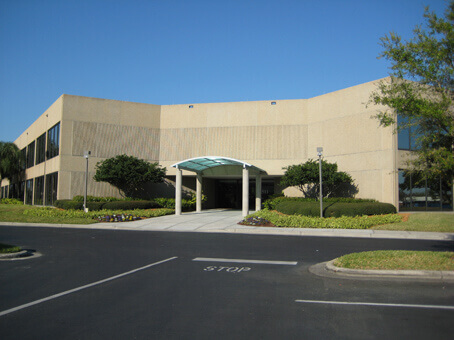 File Savers Data Recovery Tampa, FL office building